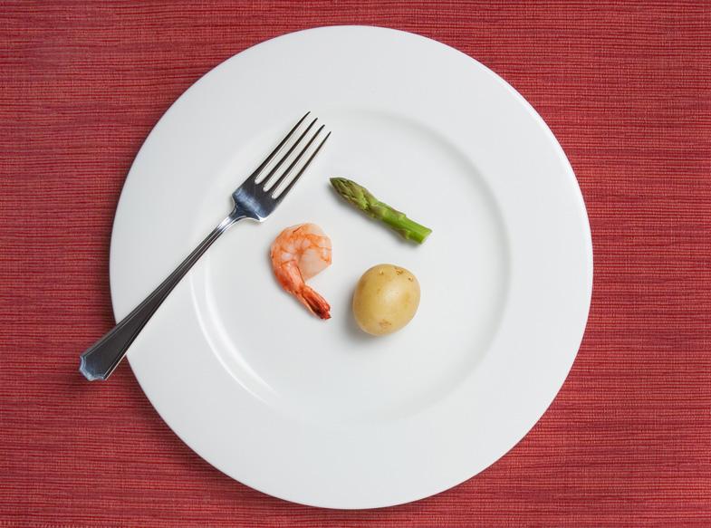 mali obrok na dijeti