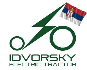 Električni traktor Idvorski